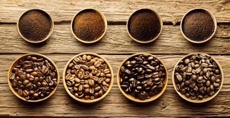 Koffie soorten blenden