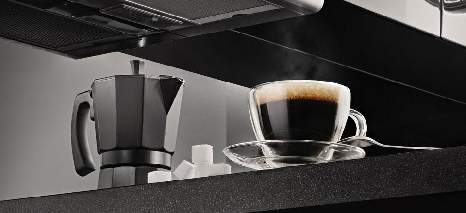 suiker in de koffie